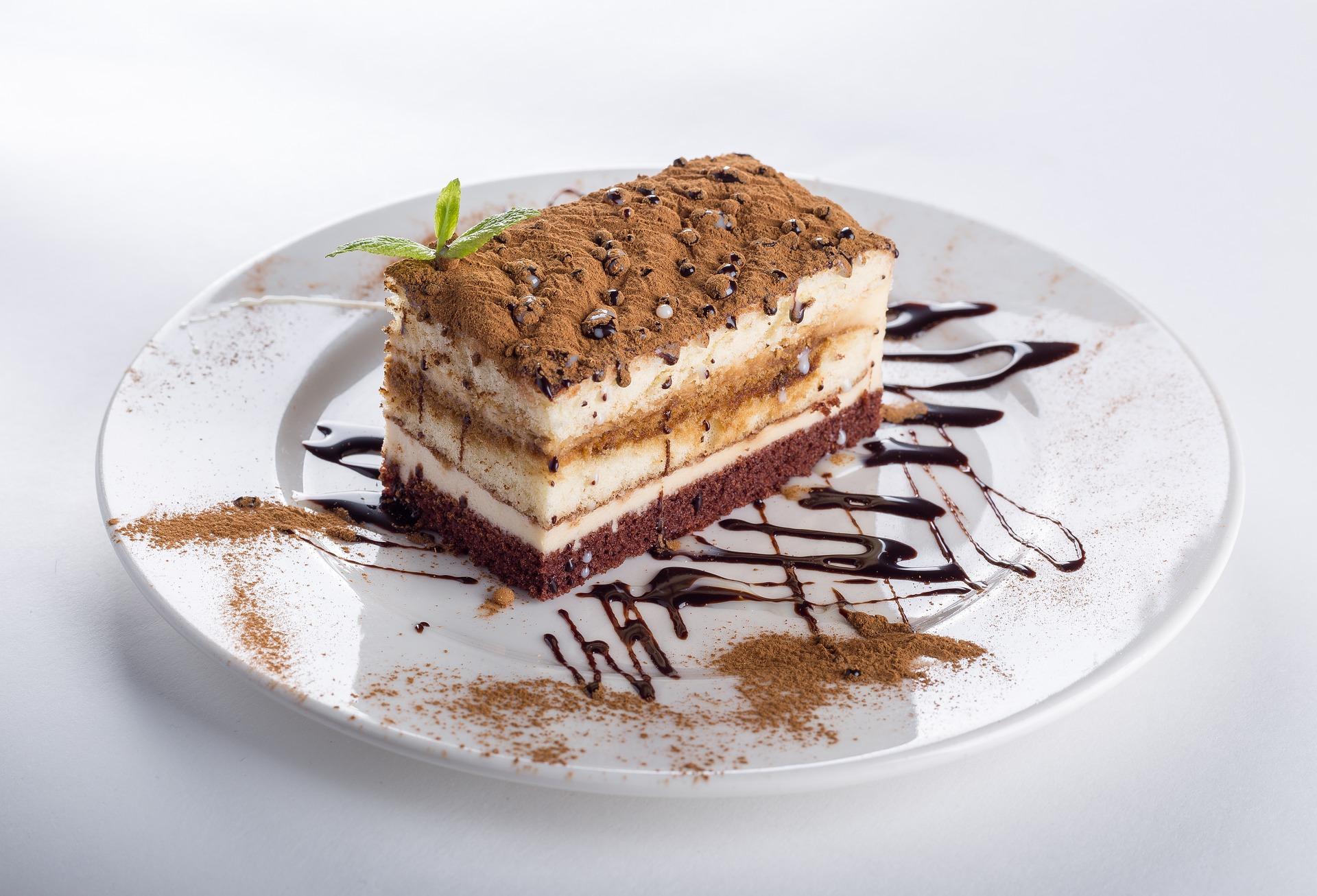 Desery w Restauracji Pod Baranem