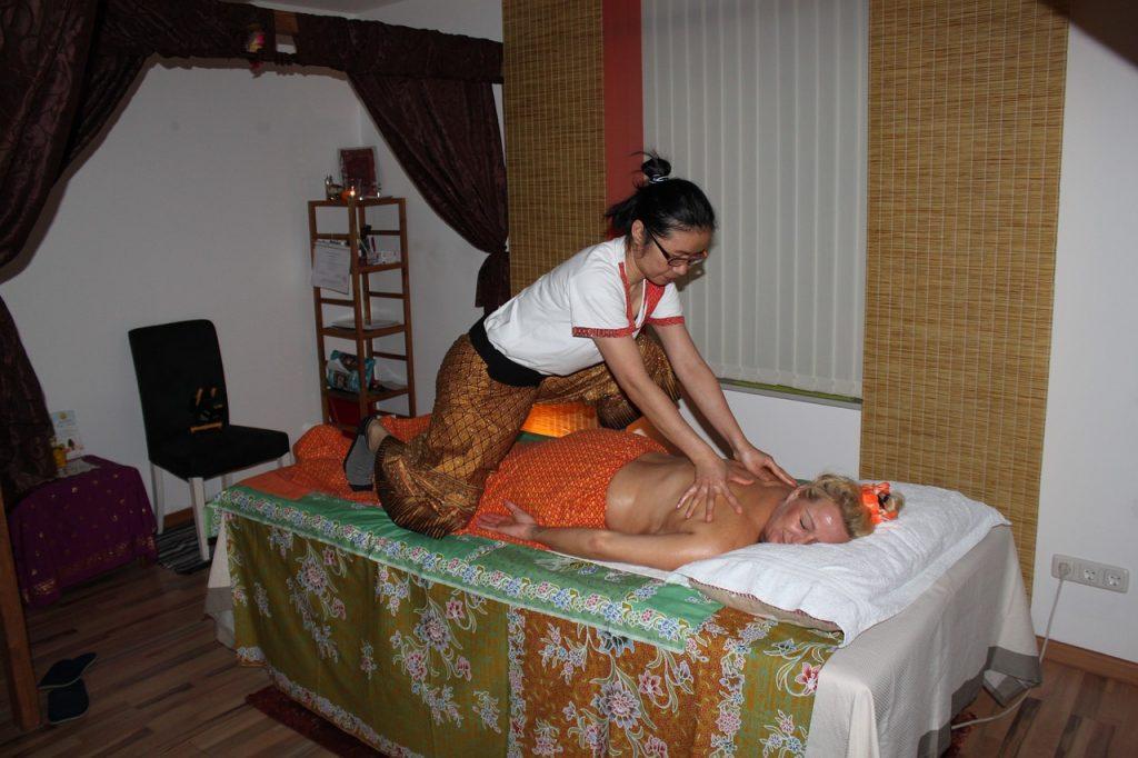 Tajski masaż