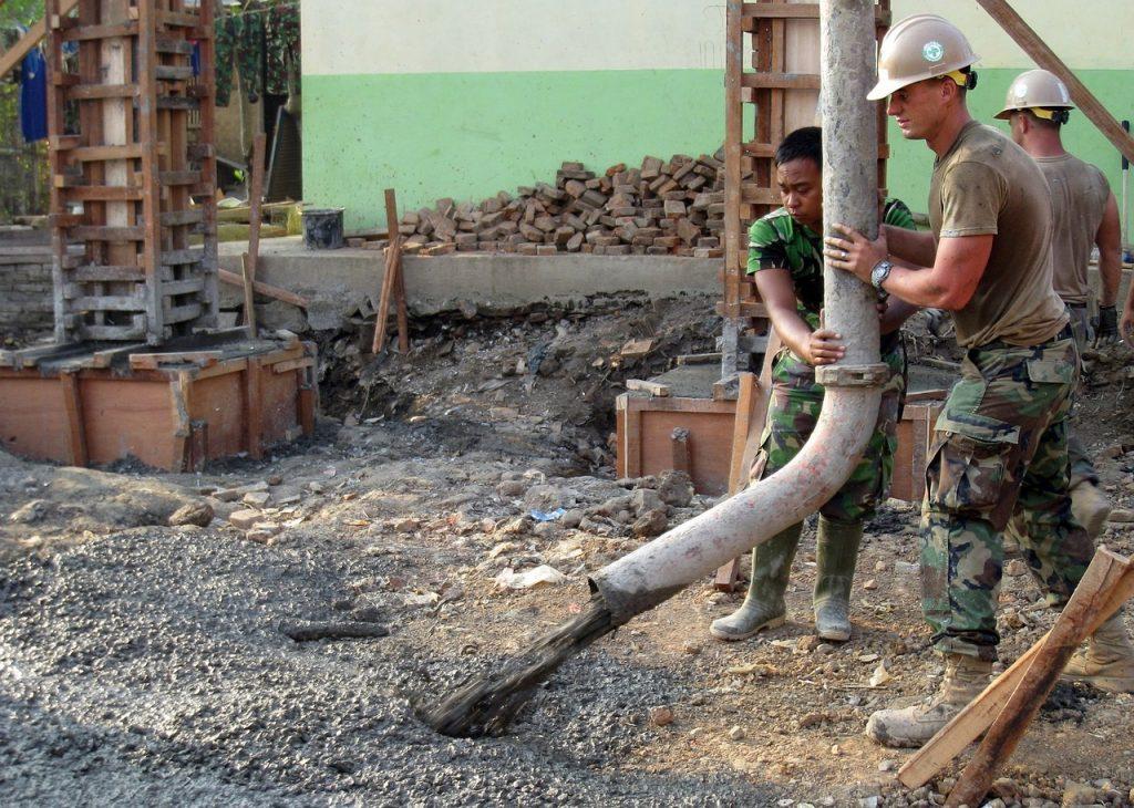 Beton – produkt bez którego nie obejdzie się żadna budowa